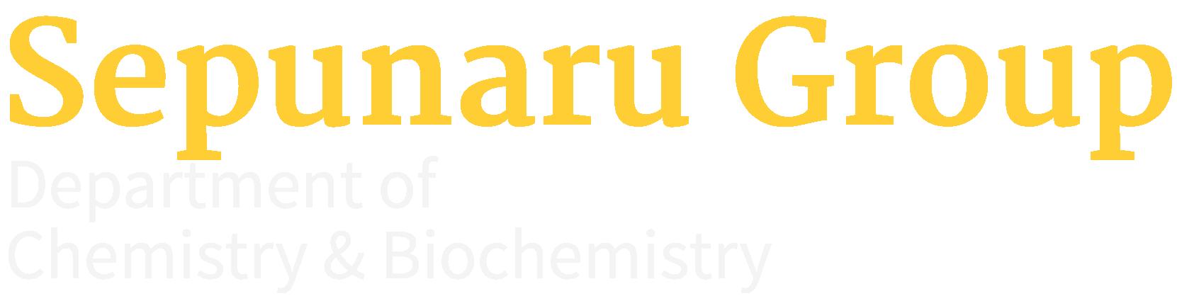 Sepunaru Group - UC Santa Barbara
